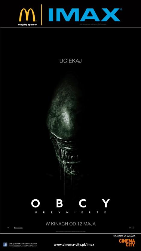 Obcy_Przymierze_IMAX_Plakat