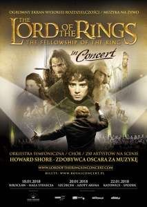 lord of the rings concert