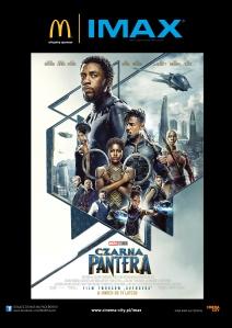 Czarna Pantera_Plakat_IMAX