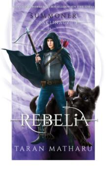 Okładka Zaklinacz Rebelia